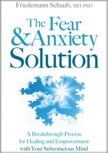 The Fear and Axiety Solution-Book Only