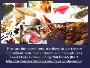 Simple Sexy Food Photo Contest