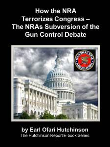 How NRA Terrorizes Congress Cover Art