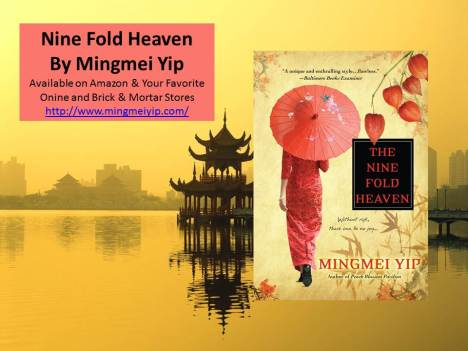 Nine Fold Heaven by Mingmei Yip
