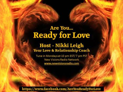 Ready for Love Radio with Love Coach Nikki Leigh